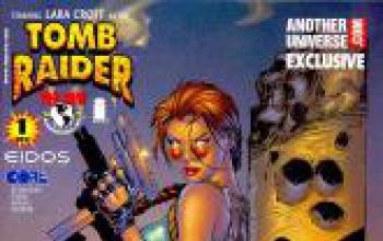 La storia di Lara Croft al Free Comic Book Day