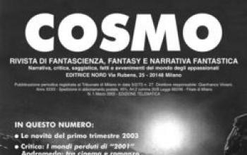 Cosmo SF sospende le pubblicazioni