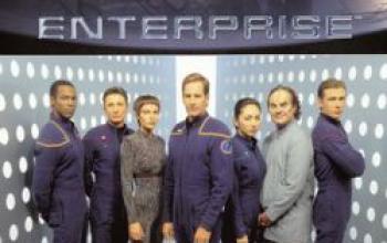Enterprise e i film di Star Trek su Sci Fi Steel