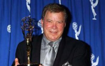 Un Emmy a William Shatner