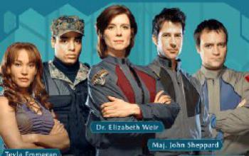 Stargate Atlantis fa il botto