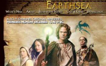 La saga di Earthsea arriva in tv