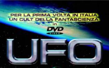 Allarme Rosso! Arriva UFO in DVD