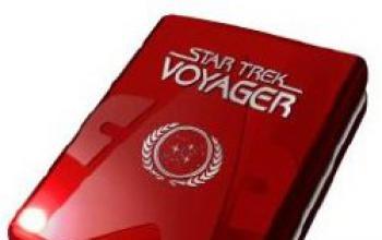 Star Trek: lancio della Voyager in DVD
