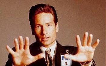 Duchovny affamato di X-Files