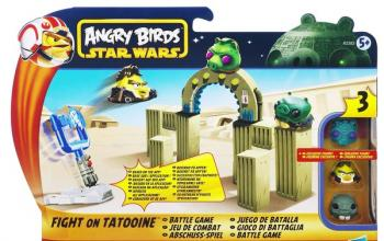 Angry Birds Star Wars diventa... 3D