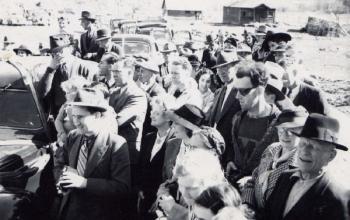 Il viaggiatore nel tempo del 1940