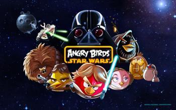 Angry Birds, è arrivata l'edizione Star Wars