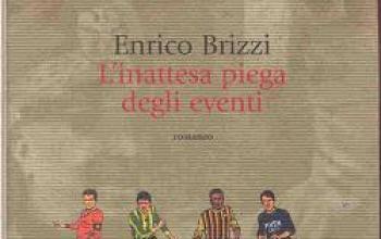 Inattesa piega degli eventi per Enrico Brizzi