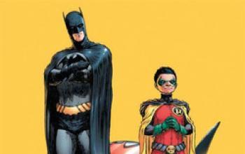La rinascita di Batman