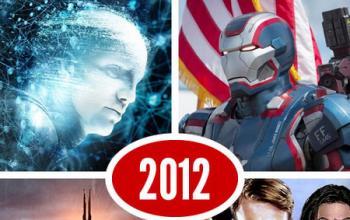 Fantascienza.com, le dieci notizie più lette del 2012