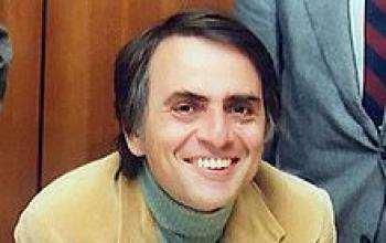 A Carl Sagan il Solstice Award