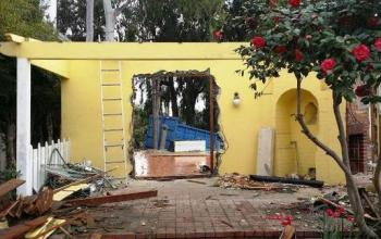 Demolita la casa di Ray Bradbury