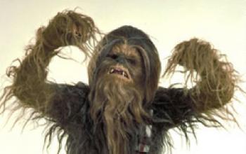 Chewbacca alla Yavincon