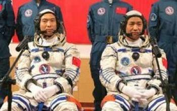 La rincorsa cinese allo spazio