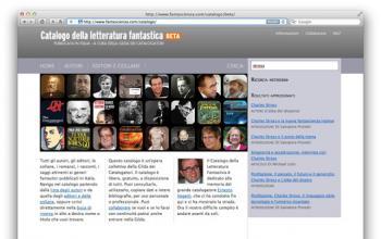 Fantascienza.com, apre il nuovo Catalogo
