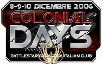 Galactica Colonial Days a Milano