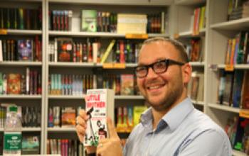 Cory Doctorow vince il Prometheus