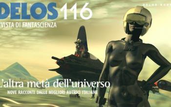 Su Delos Science Fiction 116 le donne della fantascienza italiana