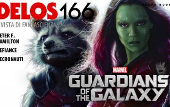 Delos 166, prepararsi per I Guardiani della Galassia