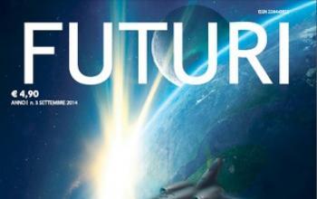 La ripresa sarà nello spazio? Se ne parla sulla rivista Futuri