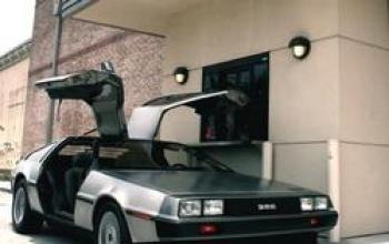 Torna la DeLorean DMC—12