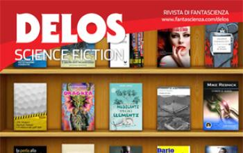 Delos Science Fiction, ventesimo numero stampato