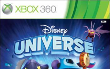 Il mondo dei robot di Disney Universe