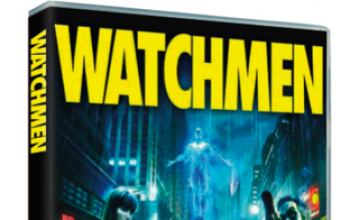 Watchmen, ecco i dvd