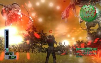 Earth Defense Force X, dal Giappone con furore