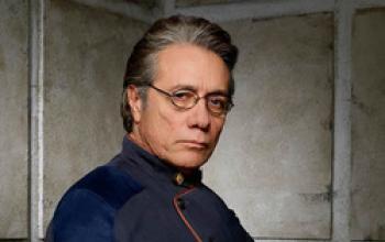 Olmos vuole un sequel a fumetti per Galactica
