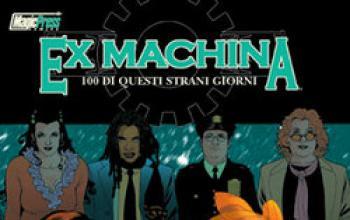 Ex Machina: 100 di questi giorni