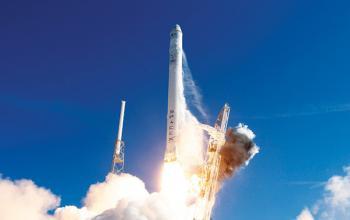 Lanciato SpaceX Dragon: la prima astronave privata in orbita