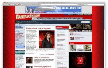 Fantascienza.com, ieri news da un altro universo