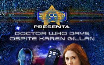 Karen Gillan alla Sticcon 2015