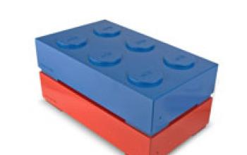 Memorie di massa come Lego