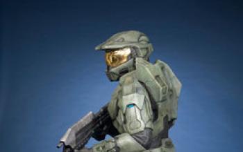 Nel 2010 arriva Halo, il romanzo