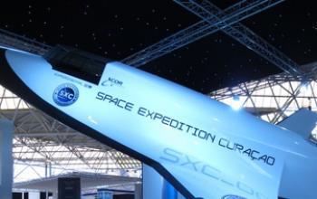 KLM mette in palio un viaggio nello spazio