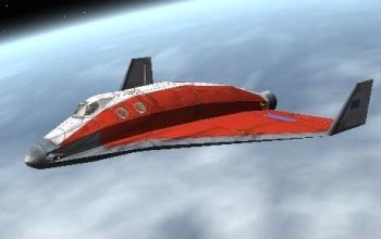 Sulla navetta Atlantis con destinazione Babylon 5