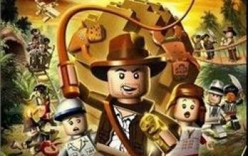 Indiana Jones a mattoncini
