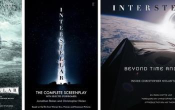 Quattro libri su Interstellar