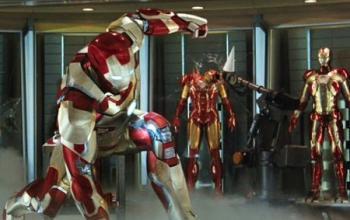 Iron Man 3: l'uomo dentro all'armatura