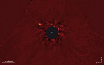 Scoperto un super pianeta a 170 anni luce da noi