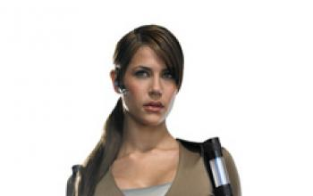 Ecco la nuova Lara Croft