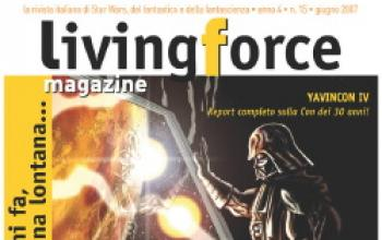Living Force celebra i trent'anni di Star Wars