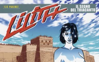In viaggio con Lilith, cronoagente Bonelli
