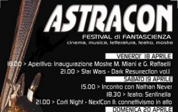 E' arrivato il momento: AstraCon 2008!