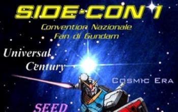 Side-Con, una convention per Gundam