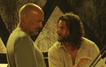 Locke, Desmond e Hurley a Roma