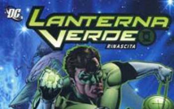 La Terra ha di nuovo la sua Lanterna Verde